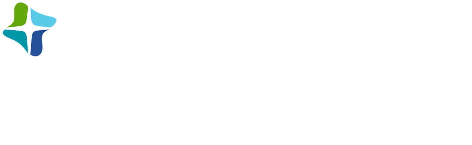 St. Elizabeth/Nebraska Heart Footer