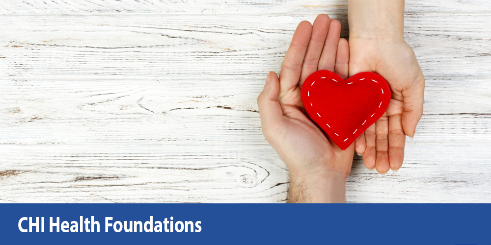 CHI Health Foundations Header Image