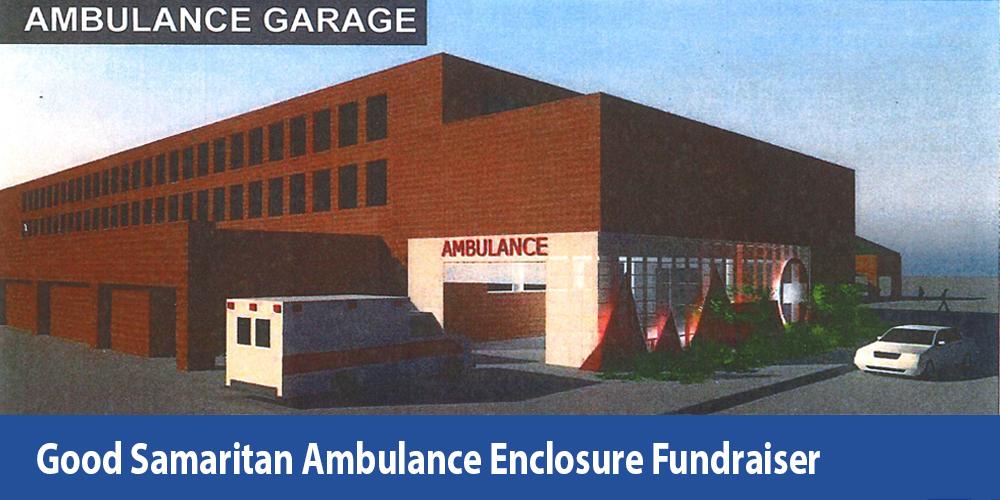 Good Samaritan Ambulance Enclosure Header Graphic